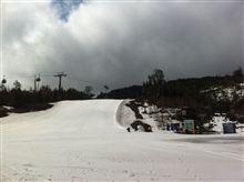 【スノーボード】今週末までチャオで滑れます!