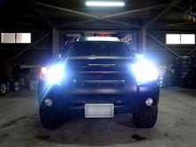 csp performance様! 2012 Nissan Frontier smarthid 6000k‼