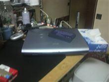 ノートPC修理完了?