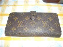 ヴィトンの財布・・・か・ら・の~