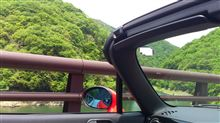 オープンカーの車窓から♪