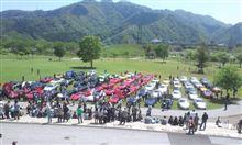 スーパーカーチャリティフェスティバル in 宮ヶ瀬 を観に行ってきた
