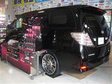 EVENT INFORMATION  2012年5月19日~5月20日  スーパーオートバックス甲府