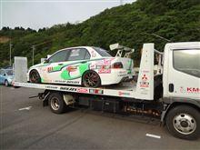 【情報求む】車両盗難:ランサーエボリューション9