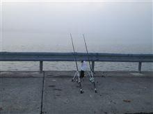 今年初の釣り!