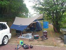 今年初のキャンプ♪