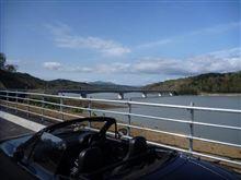 九州レポ作成をサボって当別ダムと青山ダムへ