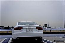 Audi大黒オフ参加'12.05