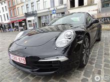model 991 - 911 carrera S - Antwerpen, Belgium