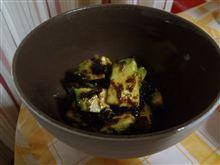 アボガドと海苔の佃煮