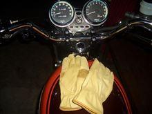 バイク用グローブ購入