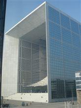 ホテルの窓辺から9 La Défense