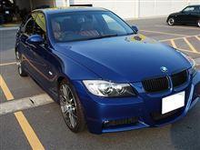 BMW E90 323i ハイウェイシミー