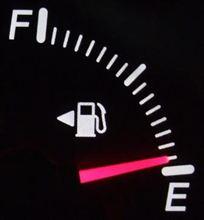 燃費の記録 (8.25L)