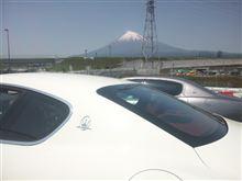 4週連続の富士山