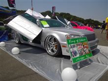 『J-LUG HOOD★RIDEZ CAR MEETING』終了いたしました♪