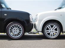 ■新商品★軽用 ホワイトリボン&ピンクリボンタイヤが入荷します②!! by AUTOWAY