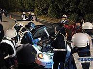 不正改造車の取締強化
