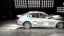 BMW 3シリーズ、5つ星獲得の衝突安全性