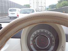 山陽道渋滞中