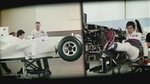 F1マシンカットモデル