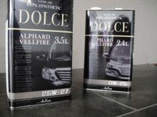 本日、最終日 エンジンオイル「DOLCE」セール開催中!!
