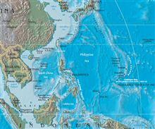 空母GW フィリピン海へ