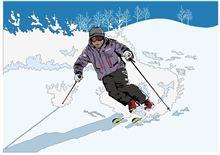 スキー遍歴・・・、かな