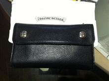 CHROME HEARTS WAVE WALLET