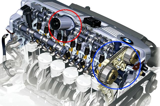 BMWのエンジン~バルブトロニッ...