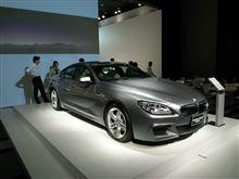 BMW6シリーズ Gran Coupe