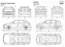 A1 sportback & A2 比較
