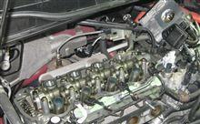 インサイト エンジンヘッドオイル滲み手術完了&プラグ交換完了