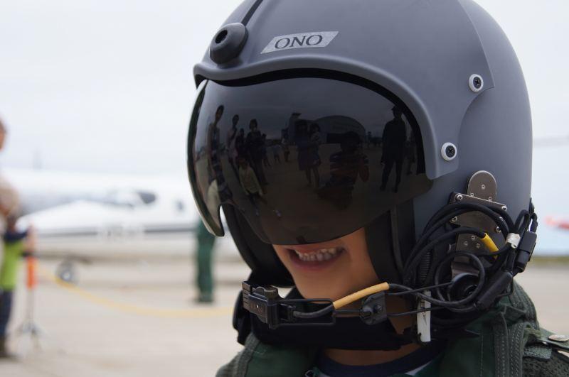 航空自衛隊新潟分屯基地開庁祭へ♪