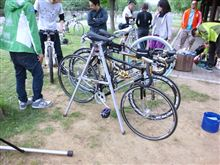 自転車メンテナンス講習会
