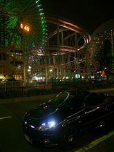 スクープ RCZに乗る男女 横浜にあわらる(笑)