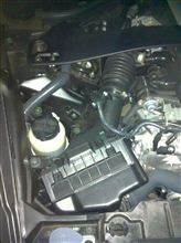 Z34、吸気系の迷い・・・