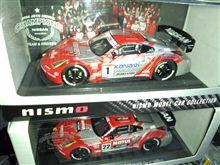 JGTC2004 ザナヴィ&モチュールZ