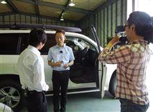 プリウス車上荒らし多発注意報発令【滋賀県】とテレビ放映