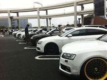 Audi大黒オフ参加'12.06