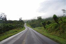 コスタリカ ドライブ旅行記 34 セルバベルでロッジへ移動