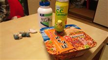 うみゃぁ!マルちゃん富士宮焼きそば&スーパーCCレモンの日