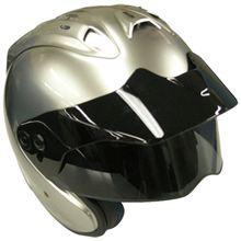 ヘルメットを求めて。