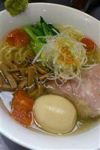 東京駅ラーメンストリート 麺処ほん田