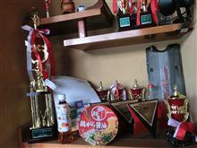 SUGO体感耐久の優勝トロフィー頂きました♪