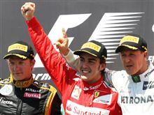 F1バレンシアGPの話し。