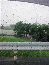 豪雨と勇者