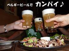ビールで宴会♪コクリコ坂にてw