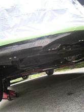 擦り傷補修&洗車