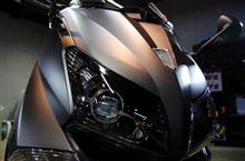 大人のマットブラック・T-MAXのガラスコーティング【ラディアス川崎】